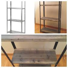 industrial shelving ikea hyllis hack i want my metal to be more