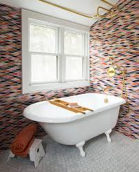 Tile Ideas For Bathroom 28 Creative Tile Ideas For The Bath And Beyond Freshome Com