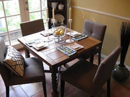 dining room table settings dining room table settings home