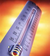 %name Estate anticipata? Temperature record del mese di aprile negli ultimi 40 anni
