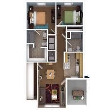 awesome two bedroom apartment floor plans photos interior 2 bedroom two apartments floor plans 1107547171 two ideas