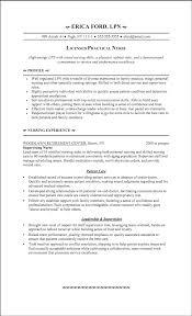 Best Resume Format For Quality Assurance by Fascinating Lvn Resumes Resume Cv Cover Letter Format Graduate
