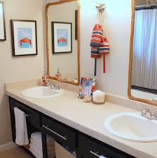 Beach Bathroom Decor Ideas Colors Lighthouse Bathroom Décor For The Bravest Experimentors