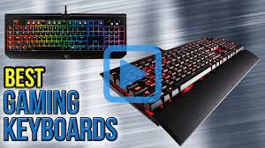 top 10 gaming keyboards of 2017 video review