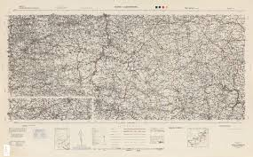 Luxembourg Map Europe Road Maps Ams Topographic Maps Perry Castañeda Map