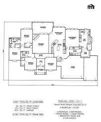 House Plans With 3 Car Garage by 100 2 Floor House Plans 5 Bedroom 2 Story House Plans 5100