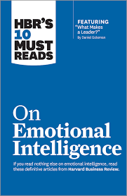 HBR     s    Must Reads on Emotional Intelligence  with featured article  quot What Makes a Leader  quot  by Daniel Goleman