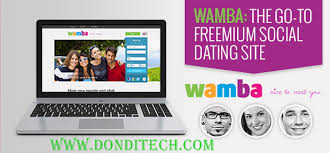Wamba Sign Up Login on First Freemium Social Networking Site When we talk of online dating site that is absoutly free to join then you can comfortable talk     donditech com