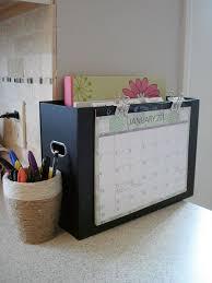 Small Desk Organization Ideas Best 20 Organize Mail Ideas On Pinterest Mail Organization