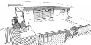 architectural background part of project plan technical drawing