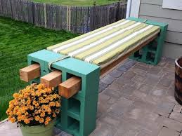 Basic Wood Bench Plans by 19 Simple Diy Projects Made Of Concrete Blocks That Will Surprise