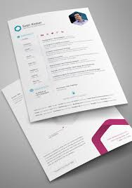 Free Editable CV Resume Templates for PS  amp  AI