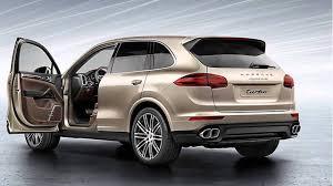 Porsche Cayenne Inside - 2015 porsche cayenne turbo cayenne s interior exterior and