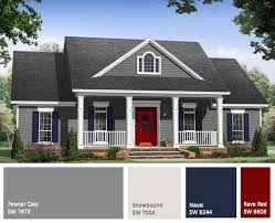 exterior color design best exterior house