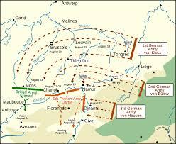 German invasion of Belgium