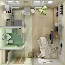Studio Apartment Floor Plans - Interior design studio apartments