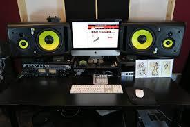 Custom Studio Desks by Recording Mixing Studio Desk Youtube