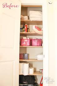 How To Make Closet Shelves by Linen Closet Organization Maximizing Small Spaces