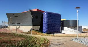 the soweto theatre afritects archdaily
