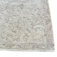 Persian Rugs Nyc by Handmade Vintage Persian Ivory Overdyed Rug Sh 33487 Carpet Culture