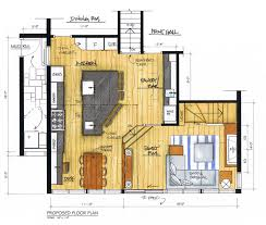 Kitchen Design Layout Ideas by Simple Furniture Layout Plan Decor