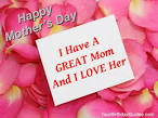SHAUNTERVENTION CANADA | Mothers day i love you quotes.