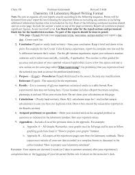 Report Writing Sample Examples sawyoo com