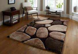 Pebble Area Rug 20 Fluffy And Stylish Shag Rugs Home Design Lover