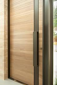 best 25 modern door ideas on pinterest modern wooden doors