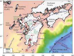 Tectonic Plate Map Volcano Tectonic Interactions During Rapid Plate Boundary