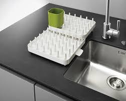 Joseph Joseph Connect Adjustable Dishrack - Kitchen sink dish rack