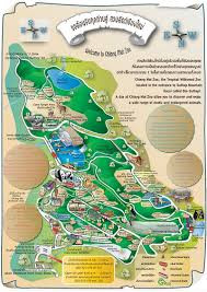 Phoenix Zoo Map by Chiang Mai Zoo Map The Chiang Mai Zoo Photo Shared By Nettie3