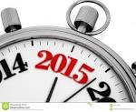 Countdown 2015 Stock Photo - Image: 44882296