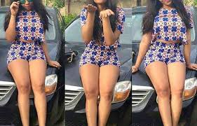 Beautiful Bunmi    in Lagos need a strong Boy who can Perform