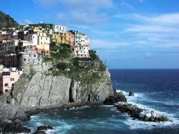 Cinque Terre from Hotel Siena Borgo Grondaie