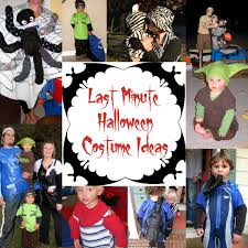 birthing me last minute kid and family halloween costumes