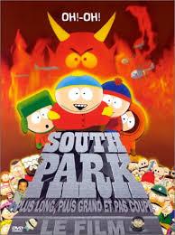 South Park: Mas grande mas largo y sin cortes (1999)