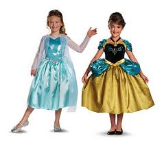 Walmart Halloween Costumes Girls Disney Frozen Halloween Costumes Walmart