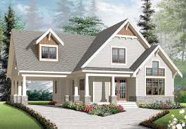 10 architectural designs narrow lot house plans with carport