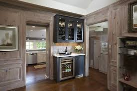 Kitchen Cabinet With Hutch Use Cabinets To Build A Built In Hutch Buffet Or Bar