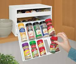 Best Spice Racks For Kitchen Cabinets 10 Best Ways To Organize Spices The Pinning Mama