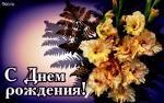 С ДНЁМ РОЖДЕНИЯ ТЕБЯ ДРУГ !!!