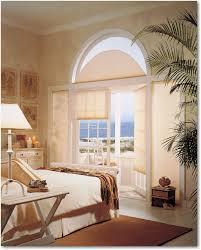 half circle window shade in stylish look incredible home decor