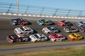 monster truck racing super series this year u0027s daytona 500 was a beta test for the future of nascar