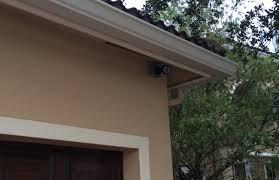 Metropolitan Shed Cctv Camera Garage Installation Wide