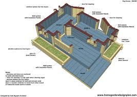 home garden plans dh300 dog house plans free how to build an