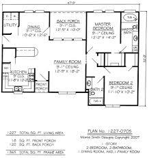 2 Bedroom 1 Bath Floor Plans 9 Bedroom House Plans Mattress