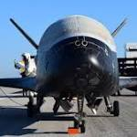 X-37B Space Plane Lands After 2 Years Orbiting Earth