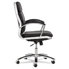 Swivel Chair Base Amazon Com Alera Nr4219 Alera Neratoli Series Mid Back Swivel