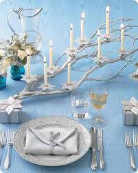 Silver Centerpieces For Table 36 Impressive Christmas Table Centerpieces Decoholic